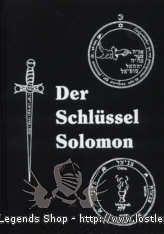 Der Schlüssel Solomon Samuel Liddell MacGregor Mathers