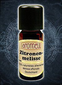 �therisches Zitronenmelissen-�l Melissa officinalis, 1 ml