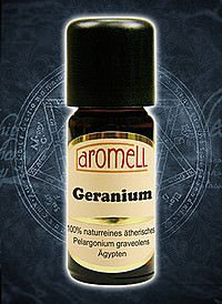 �therisches Geranium-�l Pelargonium graveolens, 10 ml