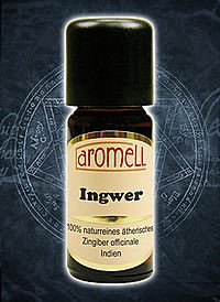 �therisches Ingwer-�l Zingiber officinalis, 10 ml