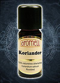 �therisches Koriander-�l Coriandrum sativum, 10 ml