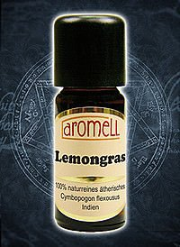�therisches Lemongras-�l Cymbopogon flexousus, 10 ml