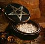 Schmuckdose Pentagramm