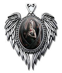 Anne Stokes Cabochons Angel Rose Cabochon