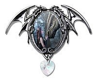 Anne Stokes Cabochons Once Upon A Time Cabochon