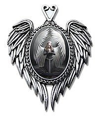 Anne Stokes Cabochons Prayer For The Fallen Cabochon