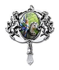 Anne Stokes Cabochons Realm Of Enchantment Cabochon