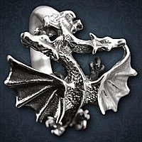 Drachenring Dragon Ring