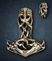 Thors Hammer Knotenmuster